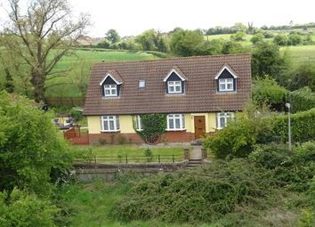 Thumbnail 3 bed detached house for sale in Thurleston Lane, Ipswich