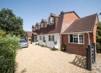 Thumbnail 4 bed detached house for sale in Hound Green, Hook