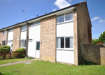 Thumbnail 3 bed end terrace house for sale in Horley, Surrey