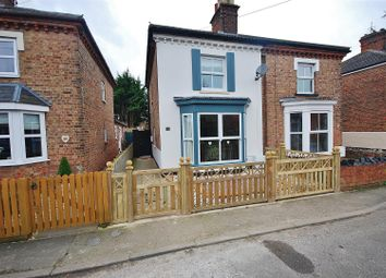 Thumbnail 2 bed semi-detached house for sale in Spring Street, Spalding