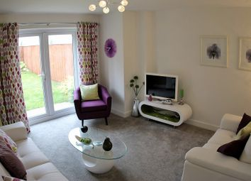 Thumbnail 3 bed mews house for sale in Woodland Rise, Denaby Main, Doncaster, South Yorkshire.