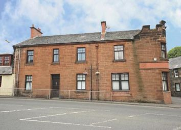Thumbnail 2 bed flat for sale in Main Street, Ochiltree, Cumnock, East Ayrshire