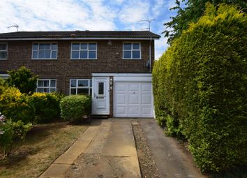 Thumbnail 3 bed semi-detached house to rent in Woodhall Drive, Banbury