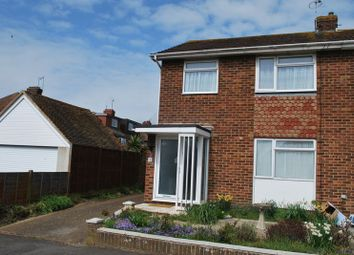 Thumbnail 3 bed semi-detached house to rent in Phoenix Crescent, Southwick, Brighton