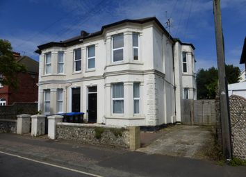 Thumbnail 1 bed flat for sale in Madeira Avenue, Worthing