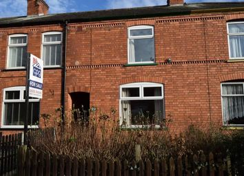 Thumbnail 3 bed terraced house for sale in Hardwick Avenue, Newark
