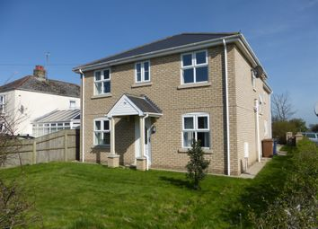 Thumbnail 4 bedroom detached house for sale in Wimblington Road, March