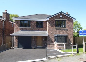 Thumbnail 4 bed detached house for sale in Mount Pleasant Road, Scholar Green, Stoke-On-Trent