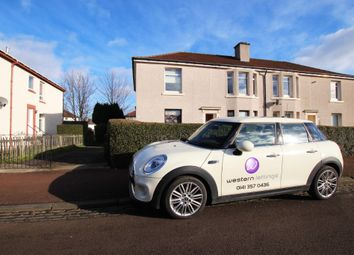 Thumbnail 2 bedroom flat to rent in Fulwood Avenue, Knightswood, Glasgow