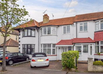 Thumbnail 3 bed terraced house to rent in Harley Street, Leigh On Sea, Essex