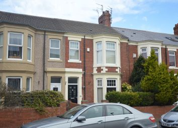 Thumbnail 4 bed terraced house for sale in Park Parade, Whitley Bay