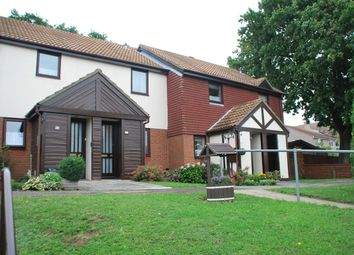 Thumbnail 2 bed maisonette for sale in Flack Gardens, Hoo, Rochester
