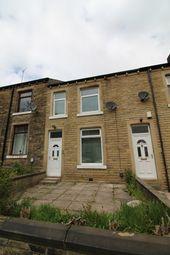 Thumbnail 3 bedroom terraced house to rent in Row Street, Crosland Moor, Huddersfield