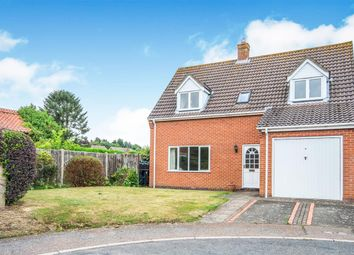 4 bed detached house for sale in Pightle Way, Reepham, Norwich NR10