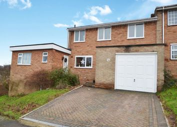 Thumbnail 3 bedroom terraced house for sale in Polhill Drive, Walderslade, Chatham