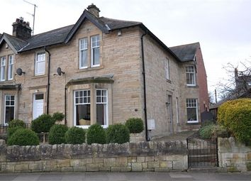 Thumbnail 4 bed semi-detached house for sale in Elvaston Road, Hexham