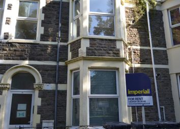 Thumbnail 4 bed flat to rent in 14, Ruthin Gardens, Cathays, Cardiff, South Wales
