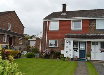 Thumbnail 3 bed semi-detached house to rent in Gwerneinon Road, Sketty, Swansea