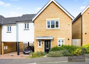 Thumbnail 3 bed link-detached house to rent in Brookfield Close, Brentwood, Essex