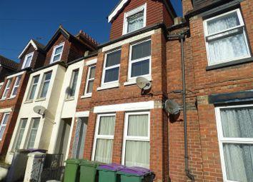 Thumbnail 2 bed maisonette to rent in Radnor Park Road, Folkestone