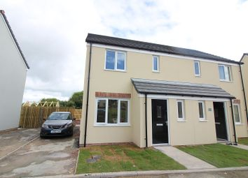 Thumbnail 3 bed semi-detached house to rent in 24 Turnberry Close, Hubberston, Milford Haven