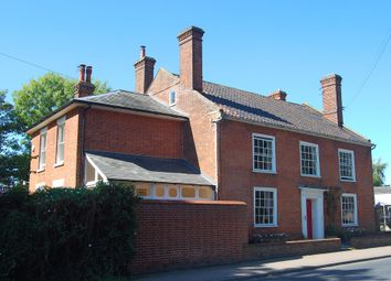 Thumbnail 6 bed detached house for sale in London Road, Halesworth