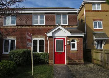 Thumbnail 3 bed semi-detached house for sale in Broadmere Road, Beggarwood, Basingstoke