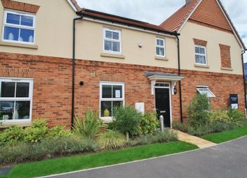 Thumbnail 3 bed terraced house for sale in Habitat Way, Wallingford