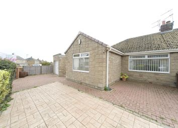 Thumbnail 2 bed bungalow for sale in Studland Drive, Hartlepool