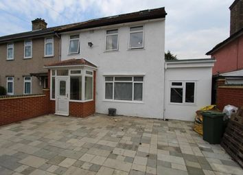 Thumbnail 5 bed semi-detached house to rent in Church Road, Hayes, Middlesex