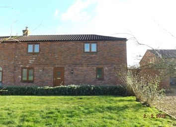 Thumbnail 2 bed property to rent in Mavis Enderby, Spilsby