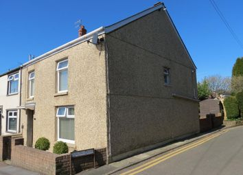 Thumbnail 4 bed end terrace house for sale in Beaufort Hill, Beaufort, Ebbw Vale
