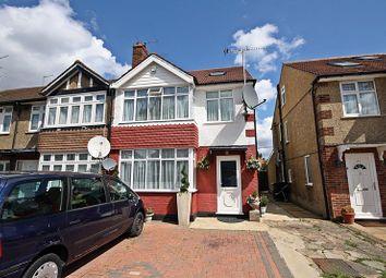 Thumbnail 4 bed semi-detached house for sale in Sandringham Road, Northolt