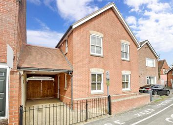 Thumbnail 3 bed detached house for sale in Town Hall Road, Havant, Hampshire
