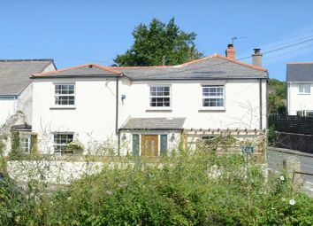 Thumbnail 3 bedroom end terrace house for sale in Glebe Row, Phillack, Hayle