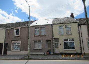Thumbnail 3 bed terraced house to rent in Castle Street, Maesteg, Bridgend.