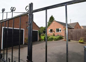 Thumbnail 3 bed detached bungalow for sale in Poplar Avenue, Markfield