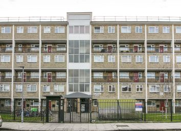 Thumbnail 3 bed flat for sale in Cobden House, Nelson Gardens, London