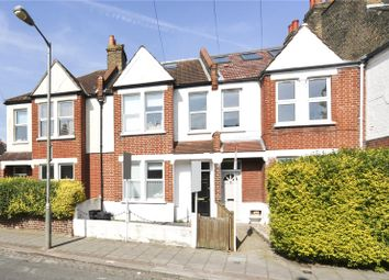 Thumbnail 3 bed terraced house for sale in Pevensey Road, Tooting Broadway, London