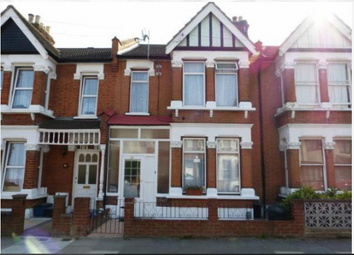 Thumbnail 3 bed terraced house to rent in Clarissa Road, Romford