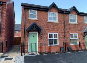 Thumbnail 3 bed semi-detached house to rent in Hurleston Way, Henhull, Nantwich