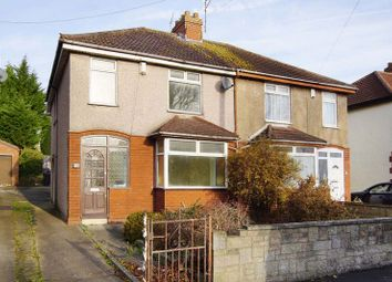 Thumbnail 3 bed semi-detached house for sale in Speedwell Road, Bristol