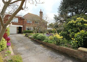 Thumbnail 5 bed detached house for sale in Chyngton Gardens, Seaford