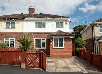Thumbnail 3 bed semi-detached house for sale in Westway, Newcastle Upon Tyne