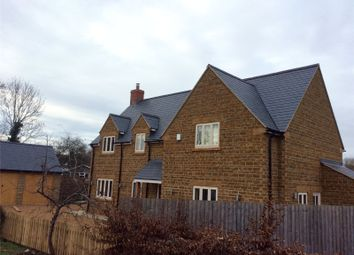 Thumbnail 4 bed detached house for sale in Main Road, Milcombe, Banbury, Oxfordshire