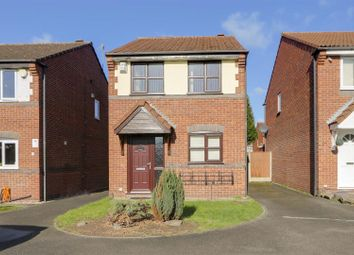 Thumbnail 3 bed detached house to rent in Kingfisher Close, Highbury Vale Nottinghamshire