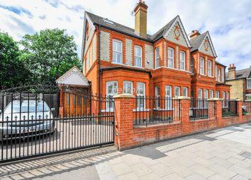 Thumbnail 4 bed semi-detached house to rent in Upper Teddington Road, Teddington