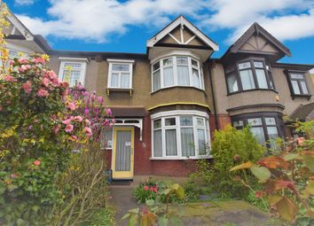 Thumbnail 3 bed terraced house for sale in Fremantle Road, Barkingside, Ilford