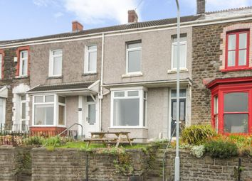 Thumbnail 3 bed terraced house for sale in Seaview Terrace, Swansea