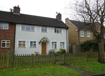 Thumbnail 3 bed semi-detached house to rent in Nethern Court Road, Woldingham, Caterham